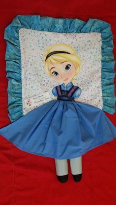 Almofada Elsa - Frozen