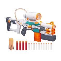 Best Nerf Gun to Mod: Nerf Modulus Tri-Strike Arma Nerf, Pistola Nerf, Cool Nerf Guns, Nerf Mod, Paintball Gear, Nerf Party, O Pokemon, Walmart, Kids Toys