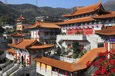 Hong Kong - old palace... amazing culture