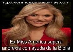 Ex Miss América supera anorexia con ayuda de la Biblia – Noticias Cristianas