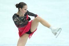 Ice Skating, Figure Skating, Alina Zagitova, Skate, Russia, Cover Up, Beautiful Women, Female, Sports