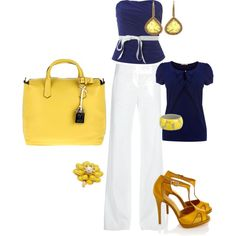 Newport Outfit, created by nomimae on Polyvore