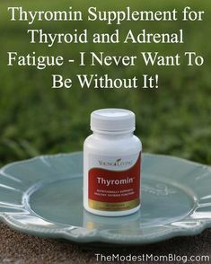 An excellent healthy Thyroid supplement from Young Living for Thyroid and Adrenal Fatigue