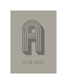 Cool Artisan Limited Edition Art Print by Marabou Design | Minted