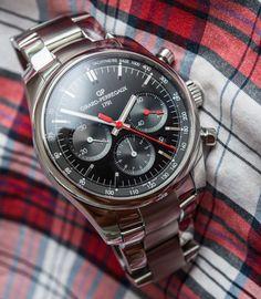 Girard-Perregaux Competizione Stradale Chronograph Watch Review Wrist Time Reviews