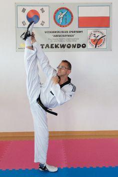 Taekwondo is in my blood