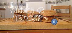 Sandwich Albondigas | Recetas Clean Eating | FitFood