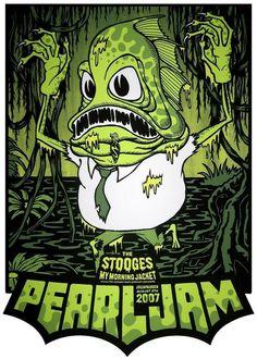 Pearl Jam 8/5/07 Lollapalooza
