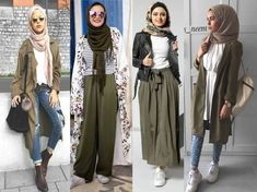 Trendy hijab style for 2018 – Just Trendy Girls #hijabfashion,
