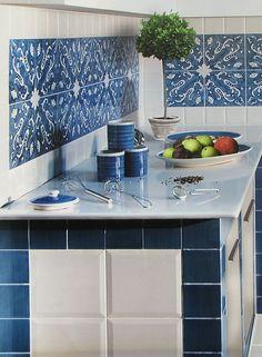 CUCINE in MURATURA di Caltagirone - Cucina IKEA piastrelle - CEAR ...