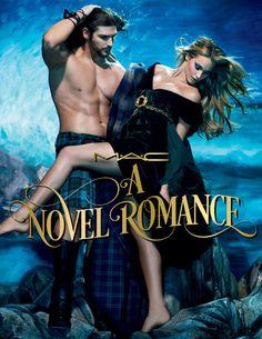 a novel romance, il make up per sognare da M.A.C. collezione autunno 2014