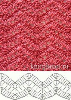 Ripple stitch