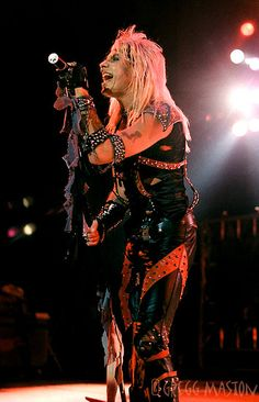 motley crue | Vince Neil - Motley Crue 1983 | Flickr - Photo Sharing!