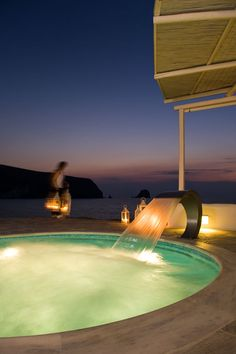 Luxury Hotel In Pollonia Milos   Photo Gallery