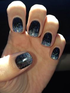 Simple Winter Short Nails Art Design Ideas 2018 2019 84 The best new nail polish colors and trends p Nail Art Designs, Shellac Nail Designs, Gradient Nail Design, Orange Nail Designs, Ombre Nail Designs, Winter Nail Designs, Nails Design, Nail Art Blanc, Nails Yellow