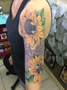 If I was ever to get ballsy enough to get a sleeve this would be exactly what id want