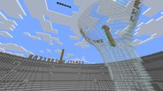 Week 5: Assignment. Re-done week 4 in 3D MineCraft 5/7