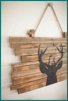 inspiracje w moim mieszkaniu: Skandynawski motyw jelenia we wnętrzach/ Scandinavian theme deer inside