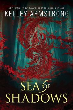 #CoverReveal: Sea of Shadows (Age of Legends #1) by Kelley Armstrong | April 8th 2014