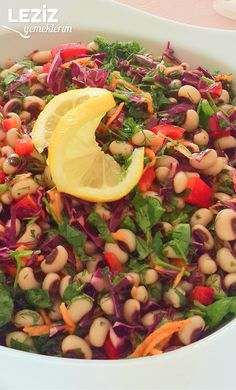 Turkish Recipes, Food And Drink, Pasta, Salads, Healthy Nutrition, Pasta Recipes, Pasta Dishes