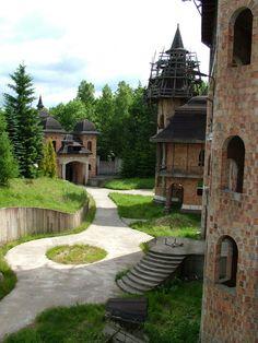 Lapalice Castle, Gdansk, Poland