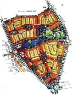 Liveable Neighbourhoods Community Design Code, Perth, State of Western Australia 2004 based on the principles of New Urbanism and Responsive Environments.