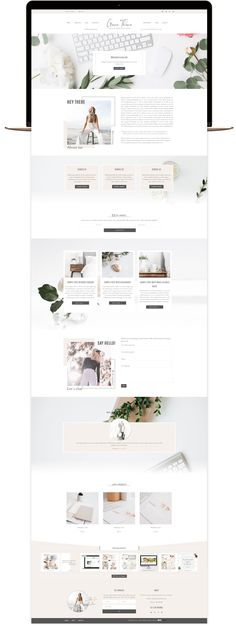 Grace portfolio and eCommerce Genesis Child Theme