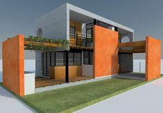 Ofelia Pereyra . Arquitectura