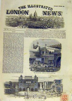 looting at Red fort, Delhi 1857
