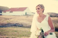 Wedding photography by Eva Bradley at Hawkes Bay winery, Mission Estate. Rustic farm buildings on the estate