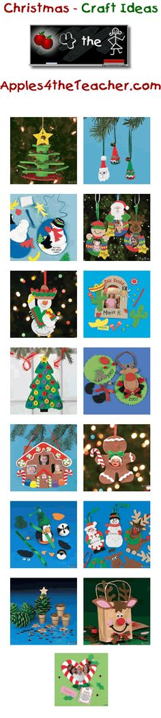 Kids Christmas Craft Ideas - Fun Children's Crafts for Christmas
