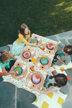 A Kids Backyard Party Easter Bash