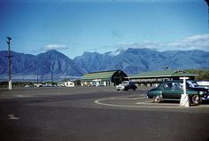 West Maui from Kahului Airport | by Michael B. Thomas, PhD
