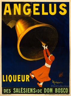 Leonetto Cappiello (1875 - 1942) was an Italian poster art designer who lived in Paris. He is often called 'the father of modern advertising' because of his innovation in poster design. Cappiello's career as a poster artist began in earnest in 1900 when he began a contract with the printer Pierre Vercasson. In this period, the printers acted as an agent for artists and commissioned work to them. Vercasson had a print house, and his goal was to bring vibrant and colour to the streets of Paris...