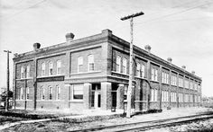 Joplin Casket Company Factory 1907 by thomaswolfesghost, via Flickr