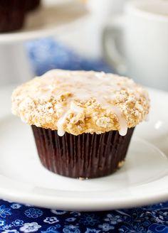 Coffeecake Muffins