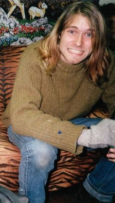 Oh, yeah. John Lennon was definitely my favorite Beatle, hands down... Lennon was obviously disturbed [laughs]. So I could relate to that. -Kurt Cobain