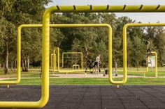 Fitness Parcours | ANNABAU | 2013 | Norderstedt, Germany