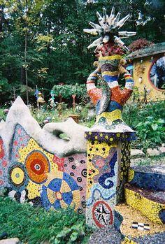 Look at the mosaics!!