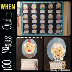 100th Day of School Craft and More! - Learning In Wonderland