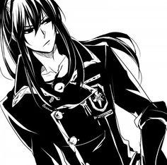 Yuu Kanda (神田ユウ), Yuu-chan, Bakanda | D.Gray-man (ディー・グレイマン), D.Grey-man, DGM