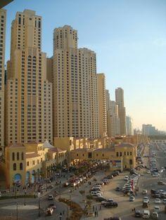 Jumeirah Beach Residence - dubai