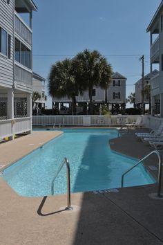 Pool, Sandy Shores III, Surfside Beach, South Carolina
