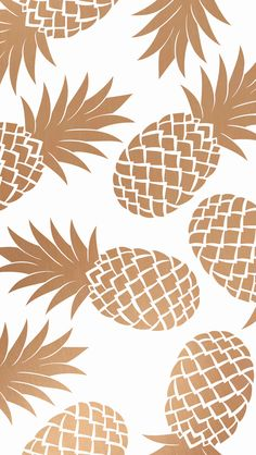 Iphone Backgrounds Wallpaper Wallpapers Summer Pineapple Tumblr Cute Pictures Patterns Free