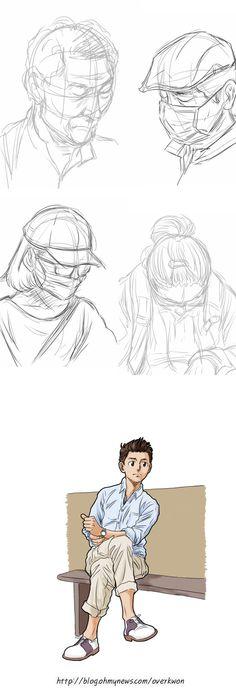 http://blog.ohmynews.com/overkwon/533564 오버권 아이패드 스케치 overkwon iPad sketch