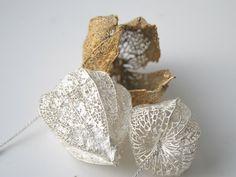 Toril Bonsaksen, Norway, Pendant, Brooch, 2011, silver, gold