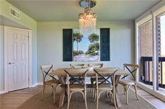 Beachfront Rentals, Port Aransas, Jelly Fish, Coastal Living, Condo, Luxury Fashion, Dining Room, San, Touch