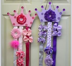 Pic only - hair accessory holder