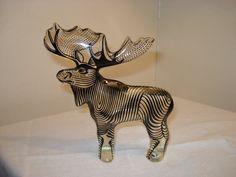 Abraham Palatnik  Lucite/Acrylic  Moose, Brazil, PAL by VintageChambre on Etsy https://www.etsy.com/listing/197626307/abraham-palatnik-luciteacrylic-moose