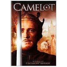 Camelot - Love the movie more than the stage production. I think the fantasy of the period makes Knights launching into song completely plausible.